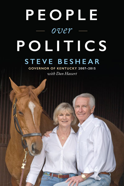 People over Politics, by Steve Beshear with Dan Hassert